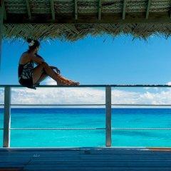 Отель Novotel Beach Resort Французская Полинезия, Бора-Бора - отзывы, цены и фото номеров - забронировать отель Novotel Beach Resort онлайн фото 2