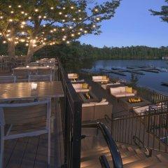 Отель JW Marriott The Rosseau Muskoka Resort питание