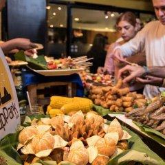 Отель NapPark Hostel Таиланд, Бангкок - отзывы, цены и фото номеров - забронировать отель NapPark Hostel онлайн питание фото 3