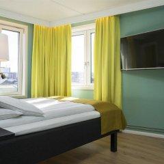 Отель Thon Hotel Nidaros Норвегия, Тронхейм - отзывы, цены и фото номеров - забронировать отель Thon Hotel Nidaros онлайн комната для гостей фото 3