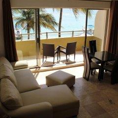 Отель Koox La Mar Condhotel Плая-дель-Кармен комната для гостей