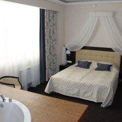 Отель Мелиот Челябинск комната для гостей фото 5