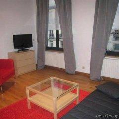 Отель Apartmentsapart Brussels Бельгия, Брюссель - отзывы, цены и фото номеров - забронировать отель Apartmentsapart Brussels онлайн комната для гостей фото 4