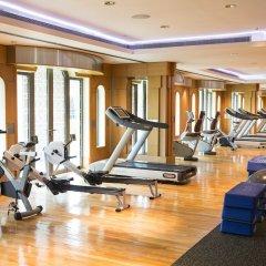 Отель Emirates Palace Abu Dhabi фитнесс-зал фото 2