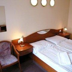 Отель U Hvezdy Чехия, Прага - 1 отзыв об отеле, цены и фото номеров - забронировать отель U Hvezdy онлайн комната для гостей фото 4