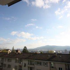 Отель Swiss Star District 10 балкон