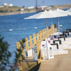 Отель Ramada Resort Bodrum пляж