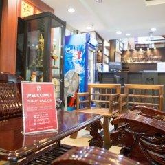 Отель Zen Rooms Basic Phra Athit Бангкок гостиничный бар
