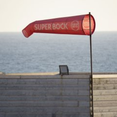 Supertubos Beach Hostel пляж