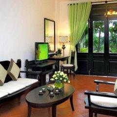 Отель Phu Thinh Boutique Resort & Spa комната для гостей фото 7