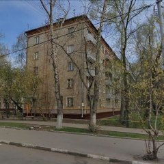 Гостиница Hanaka Федеративный 43 в Москве отзывы, цены и фото номеров - забронировать гостиницу Hanaka Федеративный 43 онлайн Москва вид на фасад