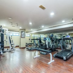 Landmark Summit Hotel фитнесс-зал фото 5