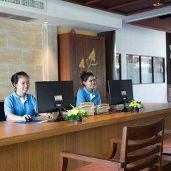 Отель Novotel Samui Resort Chaweng Beach Kandaburi интерьер отеля фото 3