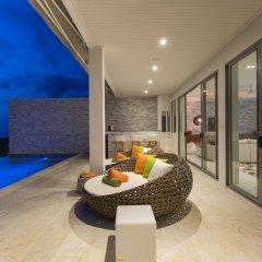 Отель Villa Patrick Pattaya сауна