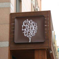 Отель Chocolate Tree Южная Корея, Сеул - отзывы, цены и фото номеров - забронировать отель Chocolate Tree онлайн интерьер отеля фото 3