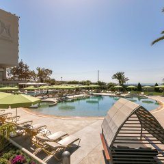 Отель Divani Apollon Palace & Thalasso бассейн