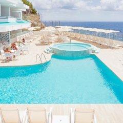 Отель HSM Sándalo Beach бассейн