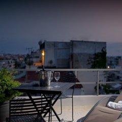 Areos Hotel балкон