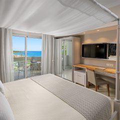 Отель Rodos Palladium Leisure & Wellness Греция, Парадиси - 1 отзыв об отеле, цены и фото номеров - забронировать отель Rodos Palladium Leisure & Wellness онлайн комната для гостей фото 5