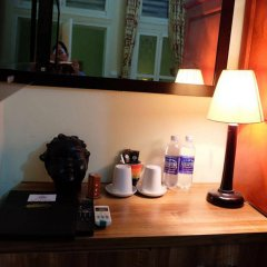 Gecko Hotel удобства в номере фото 2