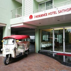 I Residence Hotel Sathorn городской автобус