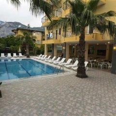 Hotel Marin - All Inclusive бассейн фото 3