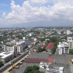 Отель The Skyloft Бангкок комната для гостей фото 3