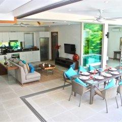 Отель Rawai Superb Ka Villa 4 bedrooms комната для гостей фото 2