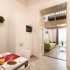 Апартаменты Hybernska Apartments в номере