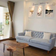 Отель KHouse Apartment Вьетнам, Вунгтау - отзывы, цены и фото номеров - забронировать отель KHouse Apartment онлайн комната для гостей фото 2