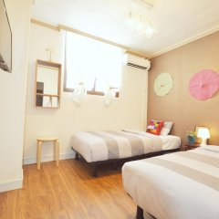 Отель Kimchee Dongdaemun Guesthouse Сеул комната для гостей фото 2