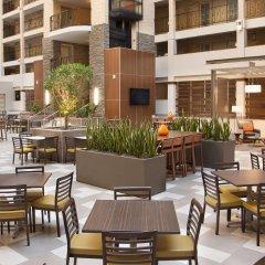 Отель Embassy Suites Bloomington Блумингтон питание