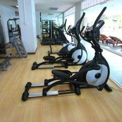 The Pattaya Discovery Beach Hotel Pattaya фитнесс-зал фото 3
