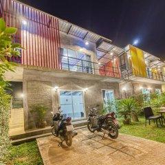 Отель Lanta K Home Ланта спортивное сооружение