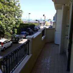 Отель Residence Ducale Римини балкон