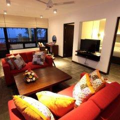 Отель Hikka Tranz by Cinnamon Шри-Ланка, Хиккадува - 2 отзыва об отеле, цены и фото номеров - забронировать отель Hikka Tranz by Cinnamon онлайн фото 10