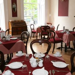 Clifton Hotel Глазго питание фото 3