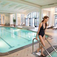 Отель Fairmont Le Chateau Frontenac Канада, Квебек - отзывы, цены и фото номеров - забронировать отель Fairmont Le Chateau Frontenac онлайн бассейн
