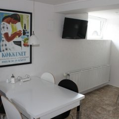 Апартаменты Amalie Bed and Breakfast & Apartments питание