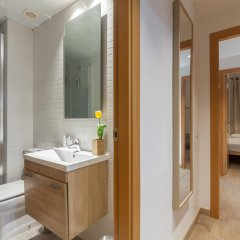 Отель Sunny Flat ванная