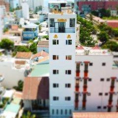 Отель AHA Hoang Van Homestay Nha Trang Нячанг бассейн