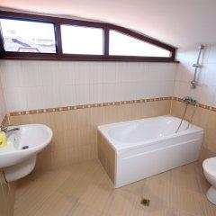 Отель Ruby Tower Apartments Болгария, Банско - отзывы, цены и фото номеров - забронировать отель Ruby Tower Apartments онлайн ванная