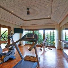 Отель Mandarin Oriental, Canouan фитнесс-зал фото 4