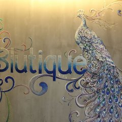 Отель BLUTIQUE Бангкок интерьер отеля фото 3