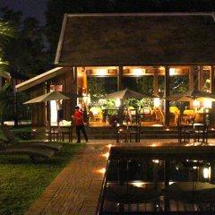 Отель Villa Maydou Boutique Hotel Лаос, Луангпхабанг - отзывы, цены и фото номеров - забронировать отель Villa Maydou Boutique Hotel онлайн бассейн фото 2