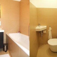 Отель Studio-Apartment Augarten Австрия, Вена - отзывы, цены и фото номеров - забронировать отель Studio-Apartment Augarten онлайн ванная