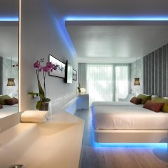 Hard Rock Hotel Ibiza комната для гостей