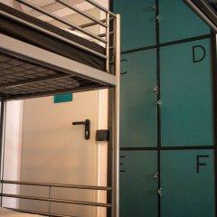 Отель Hostel One Madrid Испания, Мадрид - отзывы, цены и фото номеров - забронировать отель Hostel One Madrid онлайн сейф в номере