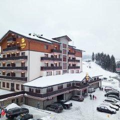 Гостиница Ganz & SPA парковка