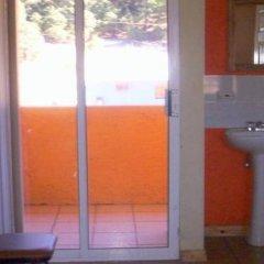 Отель Villa Santa Cruz Creel ванная
